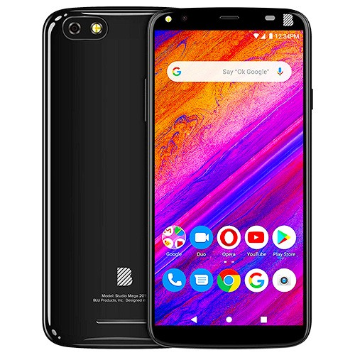 BLU Studio Mega 2019 Price In Bangladesh