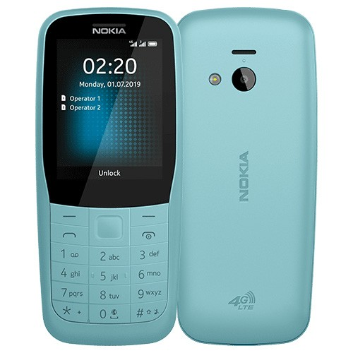 Nokia 220 4G Price In Bangladesh