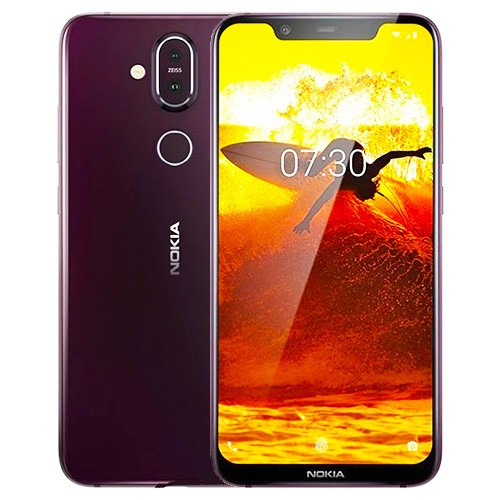 Nokia 8.1 (Nokia X7) Price In Algeria