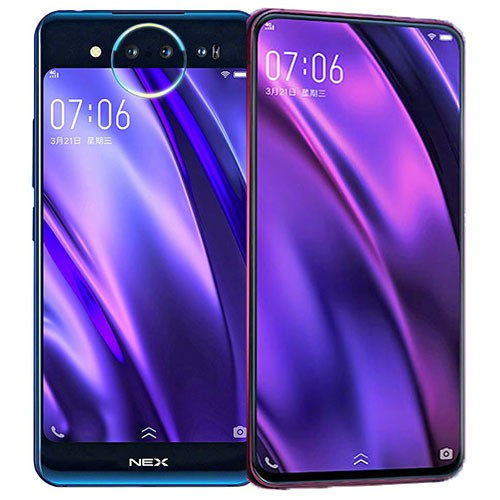 Vivo NEX Dual Display Price In Algeria