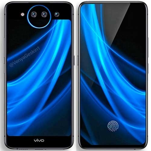 Vivo NEX S2 Price In Algeria