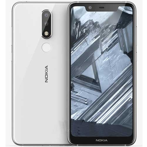 Nokia 5.1 Plus (Nokia X5) Price In Algeria
