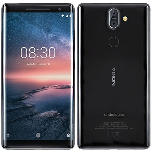 Nokia 8 Sirocco Price In Algeria