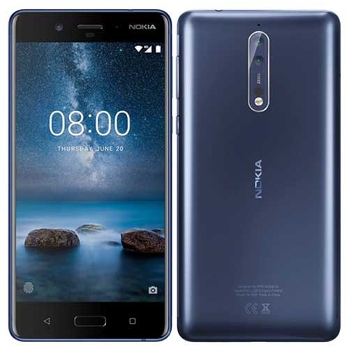 Nokia 8 Price In Algeria