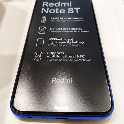Xiaomi Redmi Note 8T Price in Bangladesh (BD)