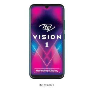 Itel Vision 1 Price In Egypt