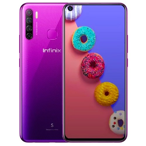 Infinix S6 Price in Bangladesh (BD)