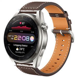 Huawei Watch 3 Pro Price In Bangladesh