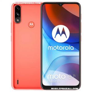 Motorola Moto E7i Power Price In Bangladesh