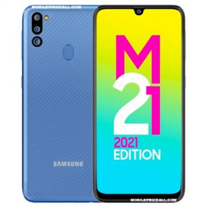 Samsung Galaxy M21 2021 Price In Algeria
